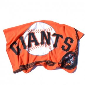 San Francisco Giants Fleece Blanket