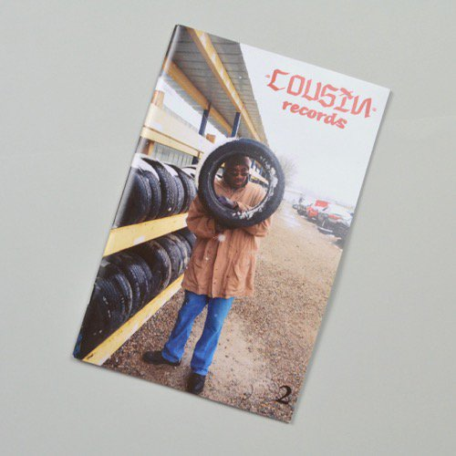 Cousin Records Zine