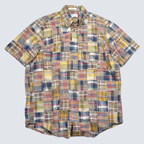 Orvis Patchwork Short Sleeve Shirt