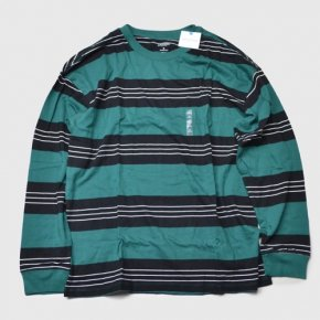 Arizona Jean Co. Striped Long Sleeve Tee