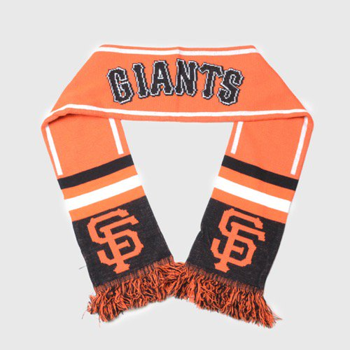 San Francisco Giants Scarf