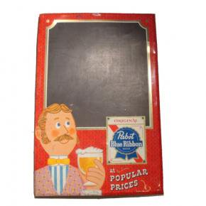 Pabst(パブスト)Blue Ribbon Chalk Board