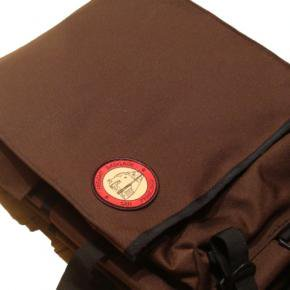 Freight Baggage(フレイトバゲージ)Backpack Small Brown