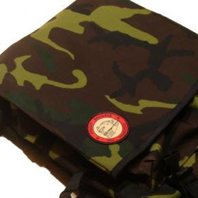 Freight Baggage(フレイトバゲージ)Backpack Small Camouflage