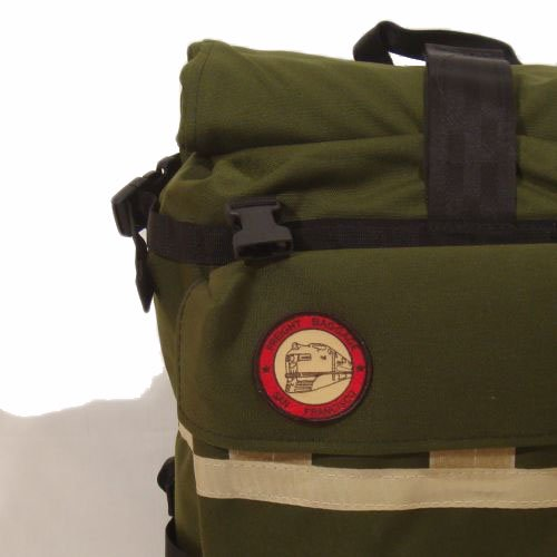 Freight Baggage(フレイトバゲージ) RollTop Medium Forest
