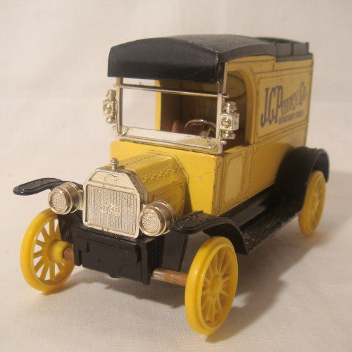 J.C.Penney Co. Saving Bank Car