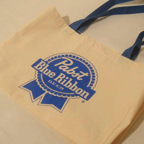 Pabst(パブスト)Blue Ribbon Tote Bag
