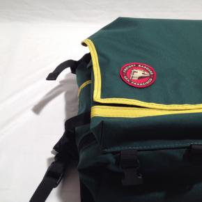 Freight Baggage(フレイトバゲージ)Backpack Small Green