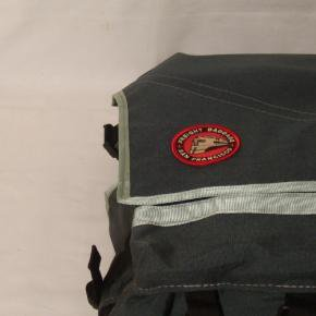 Freight Baggage(フレイトバゲージ)Backpack Small Gray