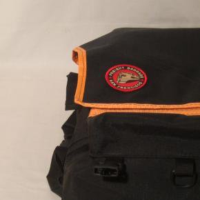 Freight Baggage(フレイトバゲージ)Backpack Small Black