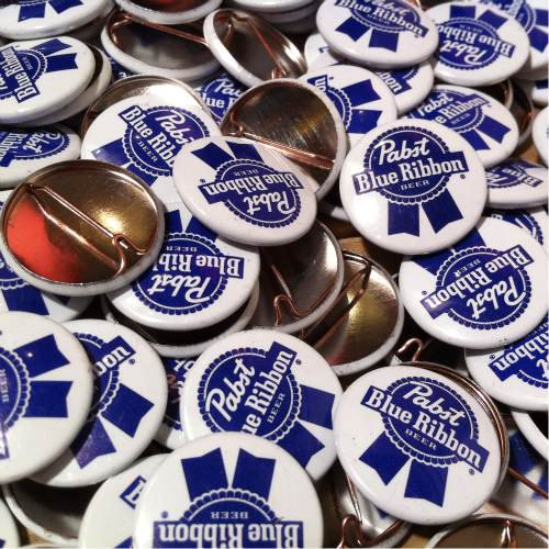 Pabst(パブスト)Blue Ribbon Pins Deadstock