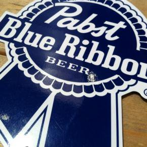 Pabst(パブスト)Blue Ribbon Magnet Deadstock