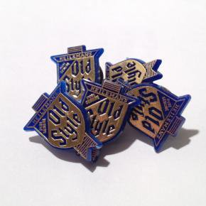 G. Heileman Brewing(ハイルマン) Old Style Plastic Pins Deadstock