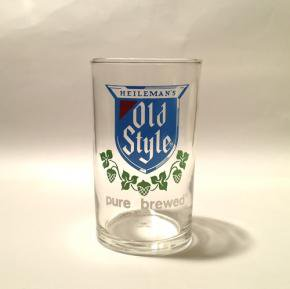 G. Heileman Brewing(ハイルマン) Old Style Glass