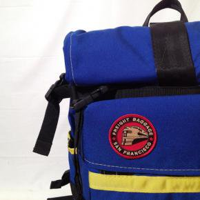 Freight Baggage(フレイトバゲージ) Rolltop Small Royal