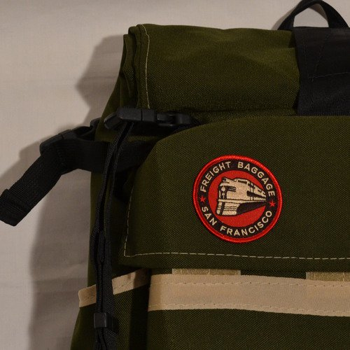 Freight Baggage(フレイトバゲージ) Rolltop Small Olive