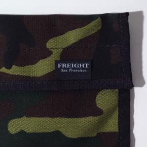 Freight Baggage (フレイトバゲージ) Tool Pouch Camouflage