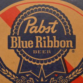 Pabst(パブスト)Blue Ribbon Beer Bottle Box