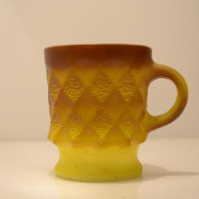 Anchor Hocking Fire-King(ファイヤーキング) Kimberley Mug