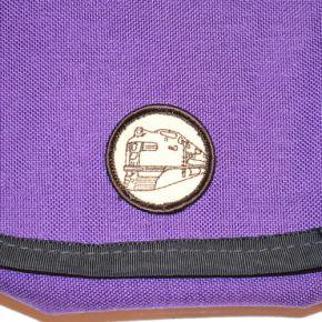 Freight Baggage(フレイトバゲージ) Large Hip Pack Purple