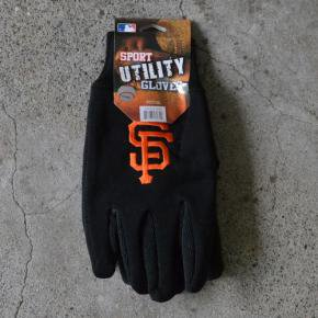 San Francisco Giants Glove Black