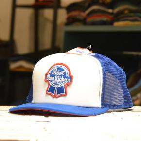 Pabst(パブスト)Blue Ribbon Trucker Cap