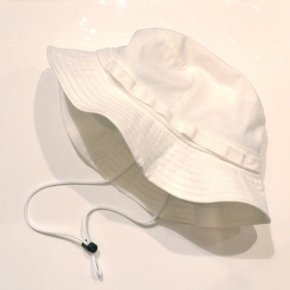 Pickles(ピクルス) x SIESTA (シエスタ)Original Boonie Hat White