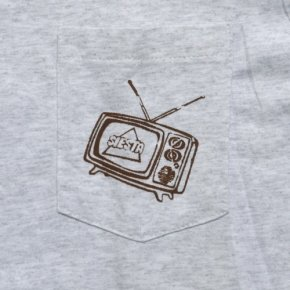 SIESTA(シエスタ)Original TV Party Pocket Tee Shirt