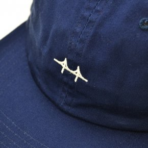 GNAR Bridge Strapback Hat Navy