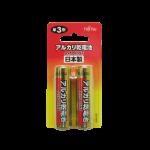 富士通 アルカリ単三電池(2P)《5個》