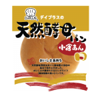 餡入/天然酵母パン【小倉あん】12個