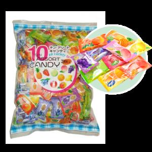 フルーツ10キャンディー
