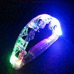 LEDライトタンバリン