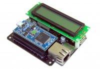 mbed NXP LPC1768 BaseBoard(LCD付)セット