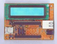 ☆board Orange (スターボード オレンジ):mbed用ベースボード