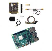Raspberry Pi 4B(4GB)& NAVIO2 フライトコントローラー セット