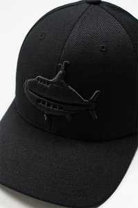 YSM EXCLUSIVE FLEXFIT LOGO CAP 【BLK】