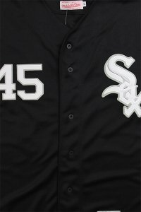 DEADSTOCK MITCHELL&NESS BASEBALL JERSEY WHITE SOX