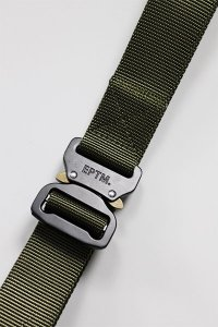 EPTM TACTICAL BELT 【OLV】