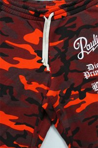 <img class='new_mark_img1' src='//img.shop-pro.jp/img/new/icons16.gif' style='border:none;display:inline;margin:0px;padding:0px;width:auto;' />PAULIES SWEAT SHORTS CAMO【ORG/RED】
