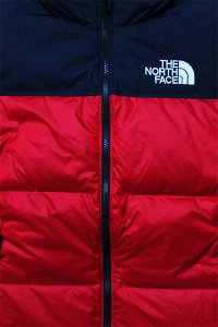 THE NORTH FACE 1996 RETRO NUPTSE DOWN JACKET 【RED/BLK】