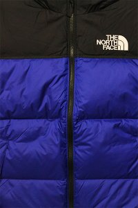 THE NORTH FACE 1996 RETRO NUPTSE DOWN JACKET 【AZTEC BLUE】