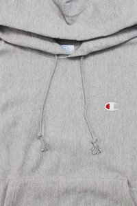 Champion REVERSE WEAVE PULL HOODIE 【GRY】