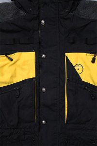 <img class='new_mark_img1' src='//img.shop-pro.jp/img/new/icons16.gif' style='border:none;display:inline;margin:0px;padding:0px;width:auto;' />VINTAGE THE NORTH FACE STEEP TECH JACKET【BLK/YEL】
