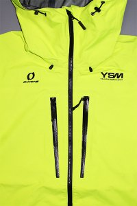YSM FISHING CLUB ツリジャンキー WATERPROOF JACKET 【N.YEL/BLK】
