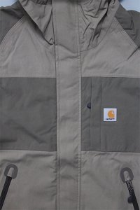 <img class='new_mark_img1' src='//img.shop-pro.jp/img/new/icons16.gif' style='border:none;display:inline;margin:0px;padding:0px;width:auto;' />Carhartt ANGLER JACKET【BRN】