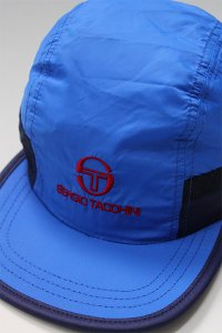 <img class='new_mark_img1' src='//img.shop-pro.jp/img/new/icons16.gif' style='border:none;display:inline;margin:0px;padding:0px;width:auto;' />SERGIO TACCHINI NYLON CAP 【L.BLU/NVY】