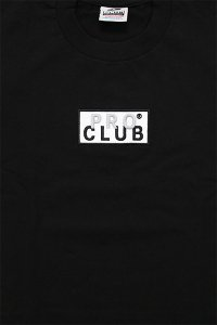 PROCLUB LIMITED HEAVY WEIGHT L/S TEE BOX LOGO 【BLK】