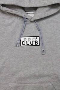 PROCLUB LIMITED HEAVY WEIGHT HOODIE BOX LOGO 【GRY】