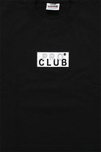 PROCLUB LIMITED HEAVY WEIGHT S/S TEE BOX LOGO 【BLK】